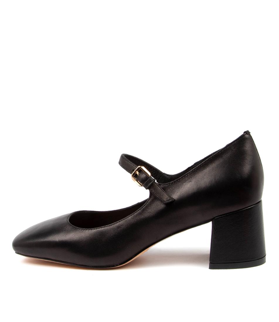 Buy Diana Ferrari Cartia Df Black High Heels online with free shipping