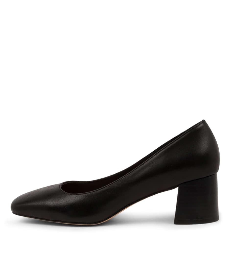 Buy Diana Ferrari Cloud Df Black High Heels online with free shipping