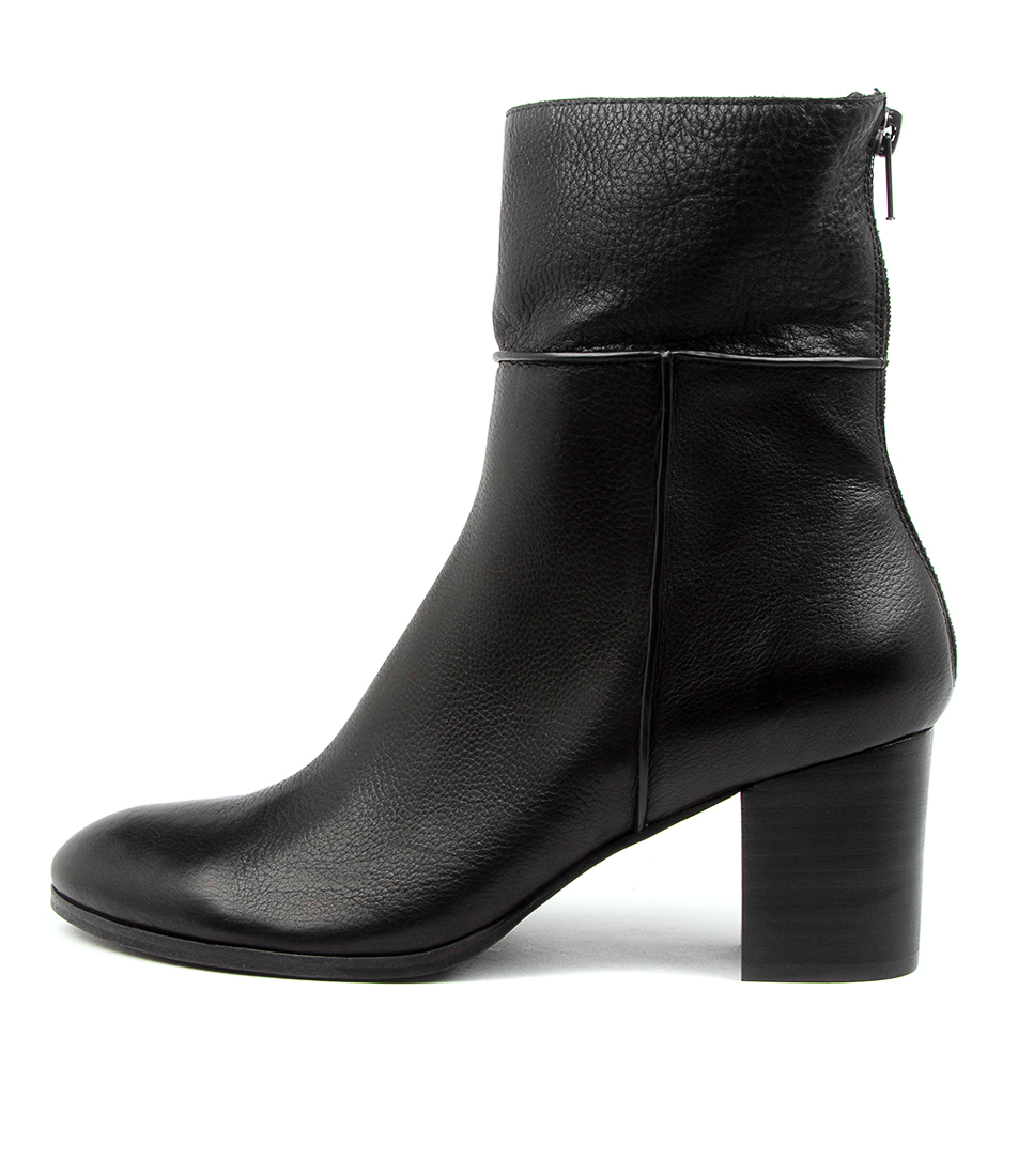 Buy Diana Ferrari Disene Df Black Ankle Boots online with free shipping