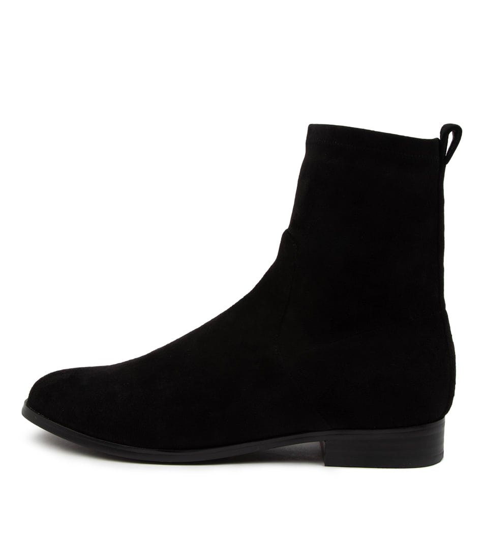 Buy Diana Ferrari Finkis Df Black Ankle Boots online with free shipping