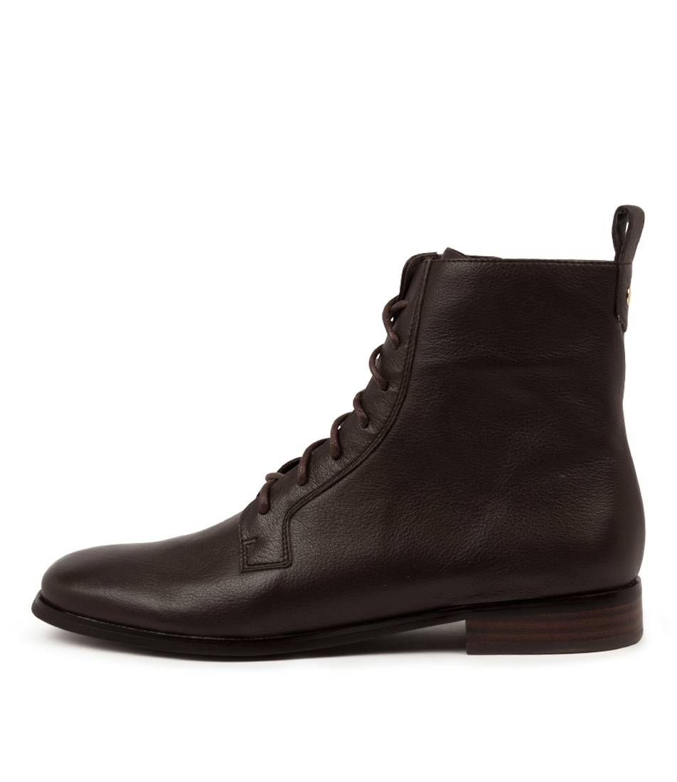 Buy Diana Ferrari Fiolet Df Choc Ankle Boots online with free shipping
