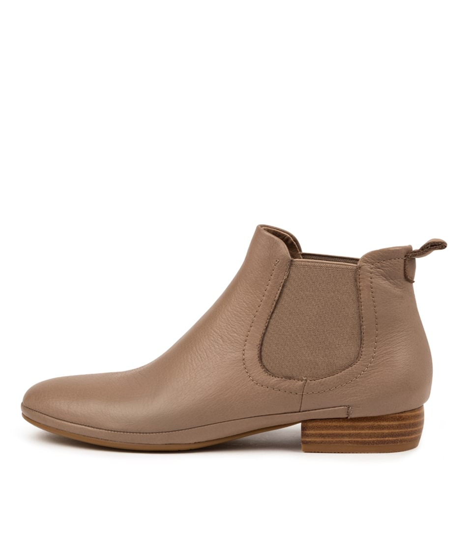 Buy Diana Ferrari Ruma Df Dk Taupe Dk Taupe Ankle Boots online with free shipping