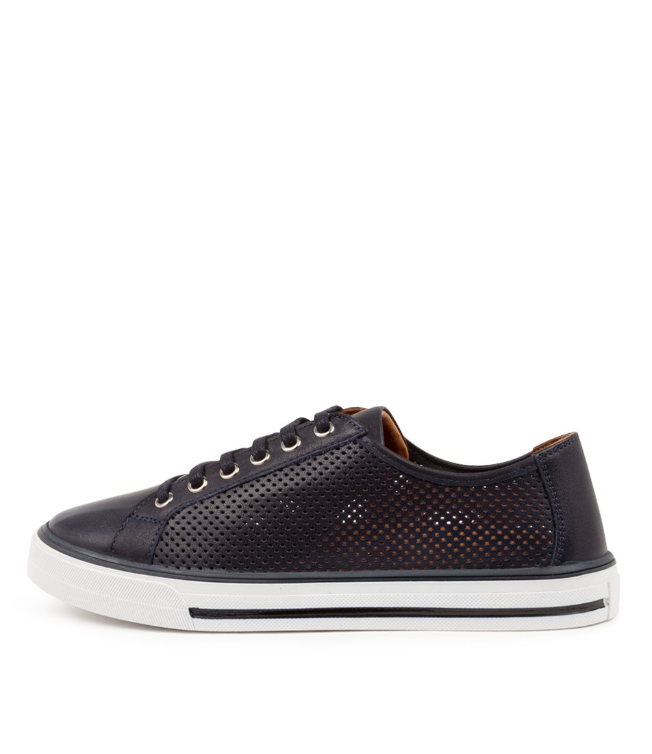 Buy Diana Ferrari Deborese Df Navy Sneakers online with free shipping