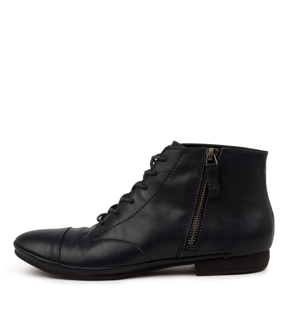 Buy Diana Ferrari Ozara2 Df Navy Ankle Boots online with free shipping