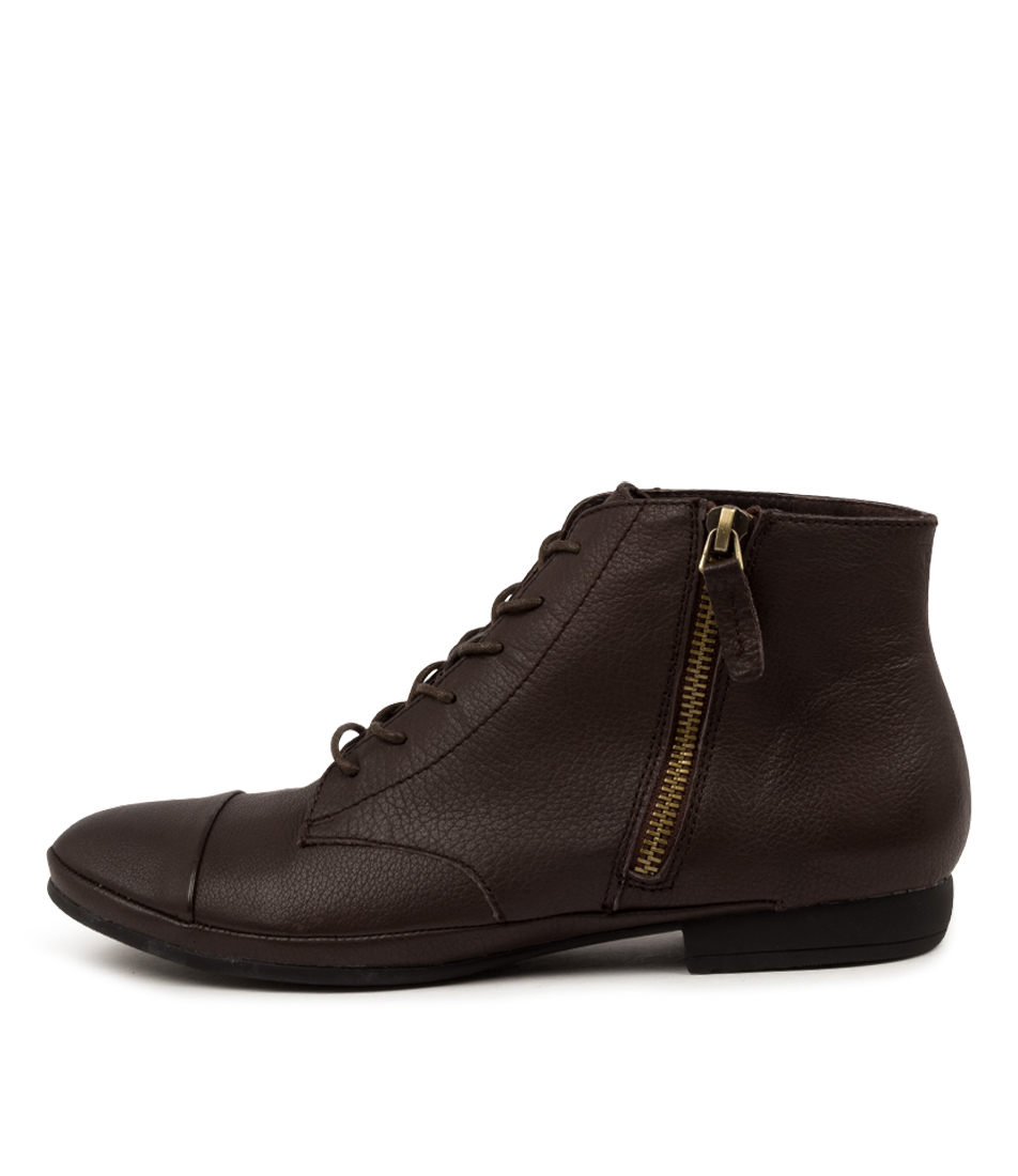 Buy Diana Ferrari Ozara2 Df Choc Ankle Boots online with free shipping