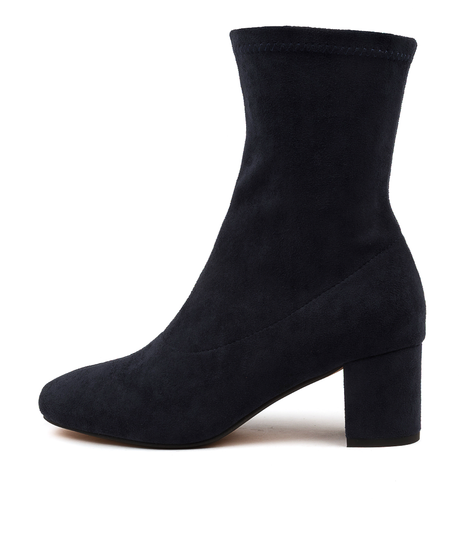 Buy Diana Ferrari Indianas Df Navy Ankle Boots online with free shipping