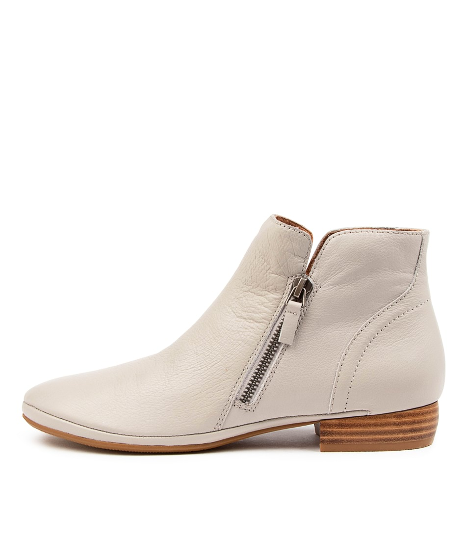 Buy Diana Ferrari Ronele Df Lt Grey Ankle Boots online with free shipping