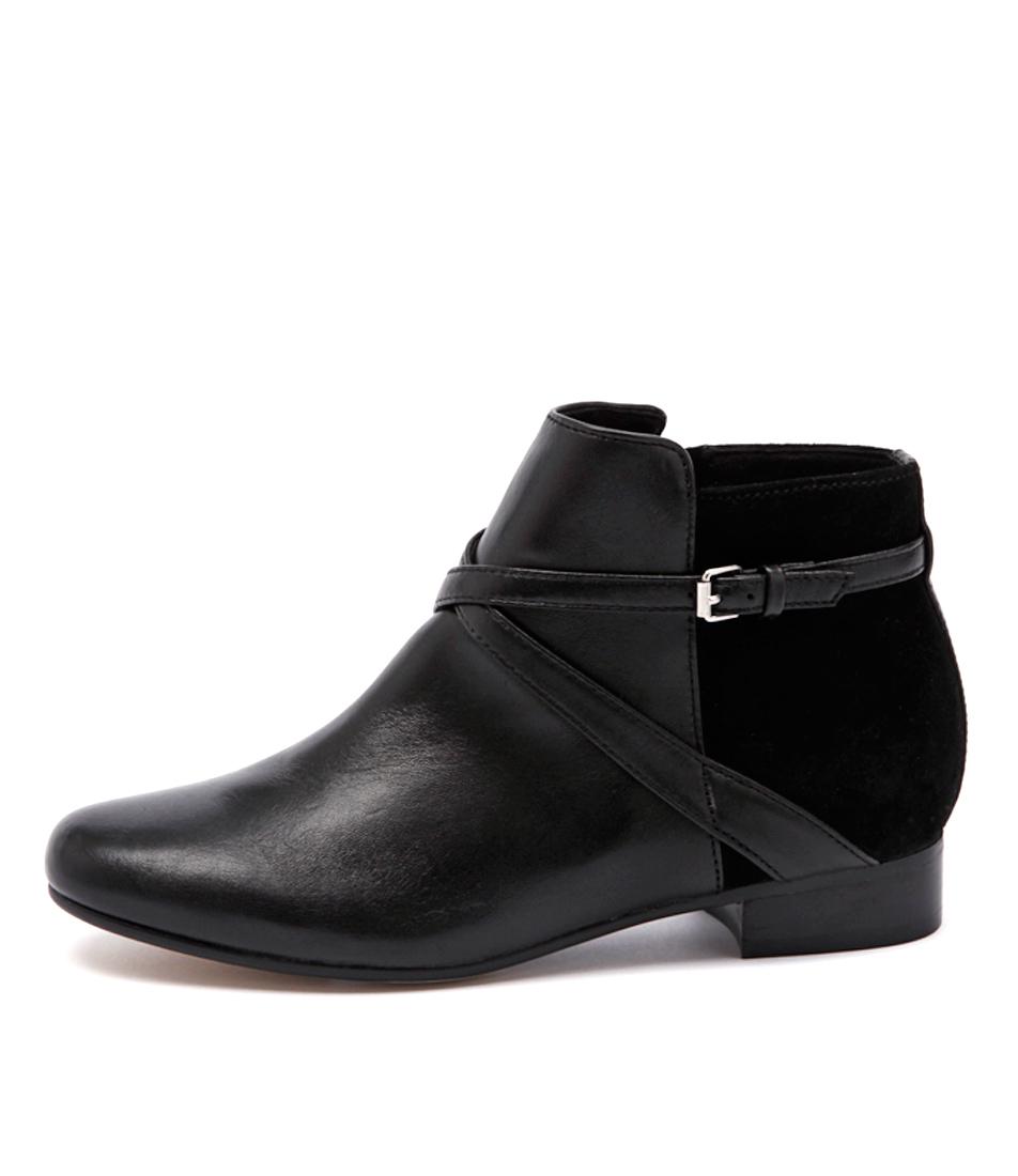 Diana Ferrari Intwine Df Black Boots