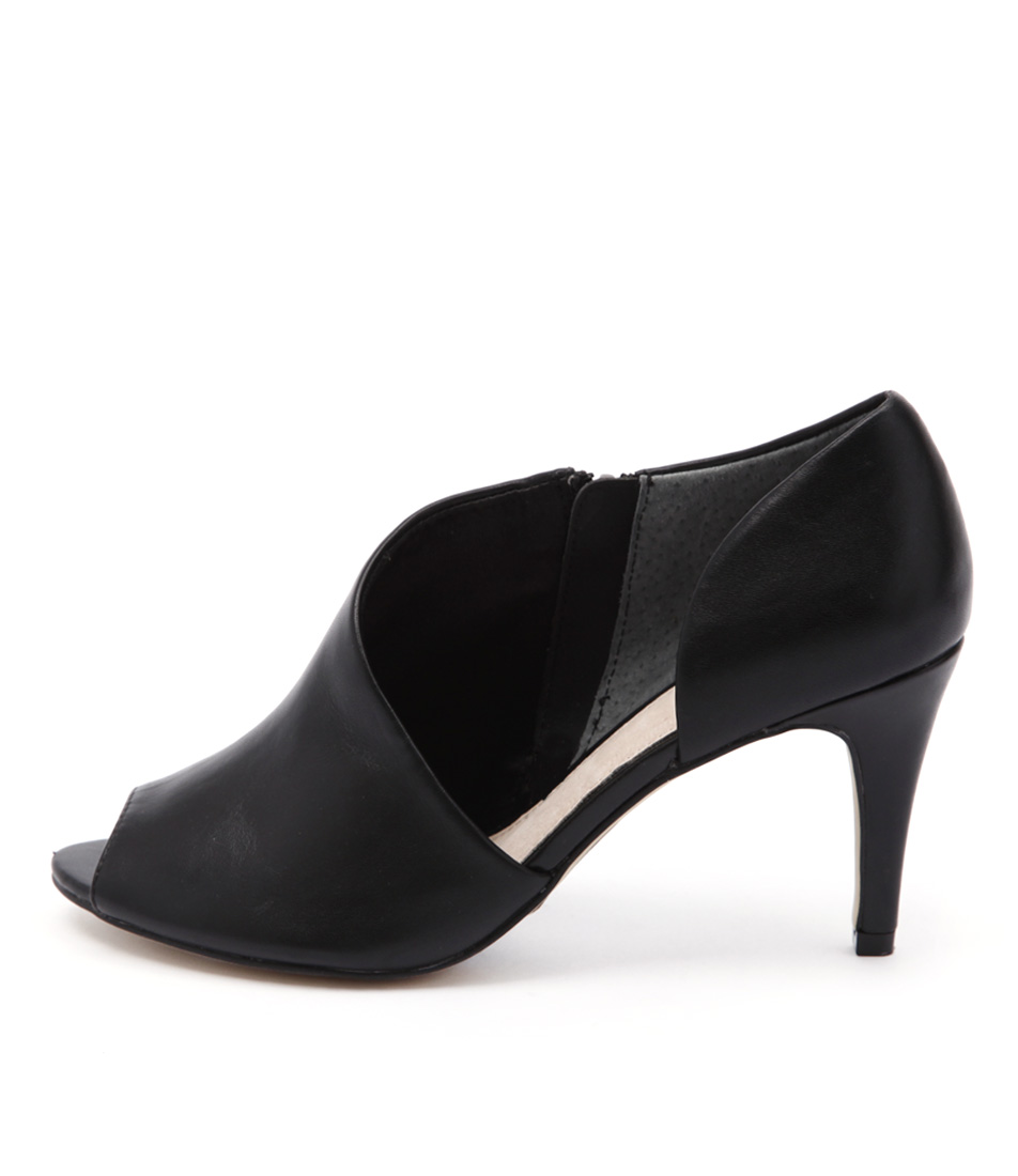Diana Ferrari Inkie Black Shoes
