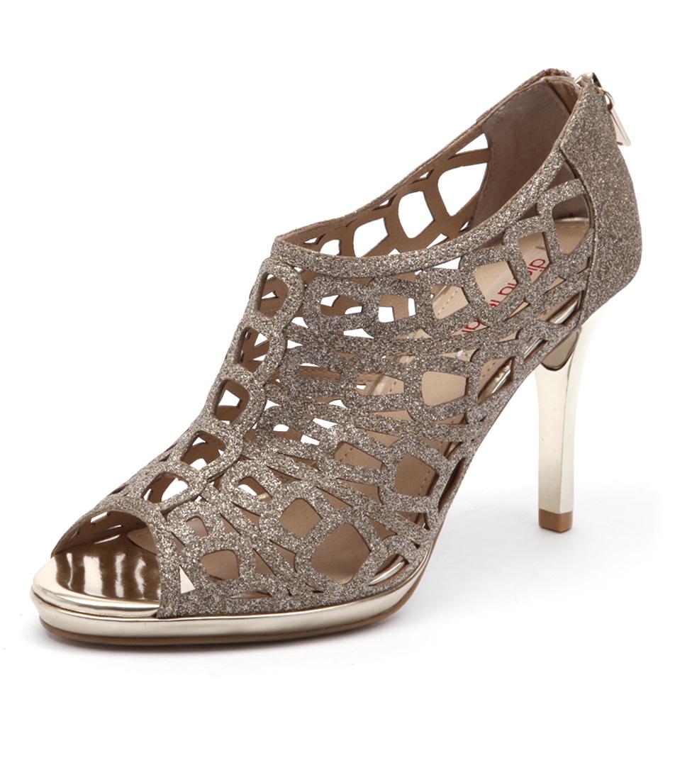 Diana Ferrari Leather Shoes