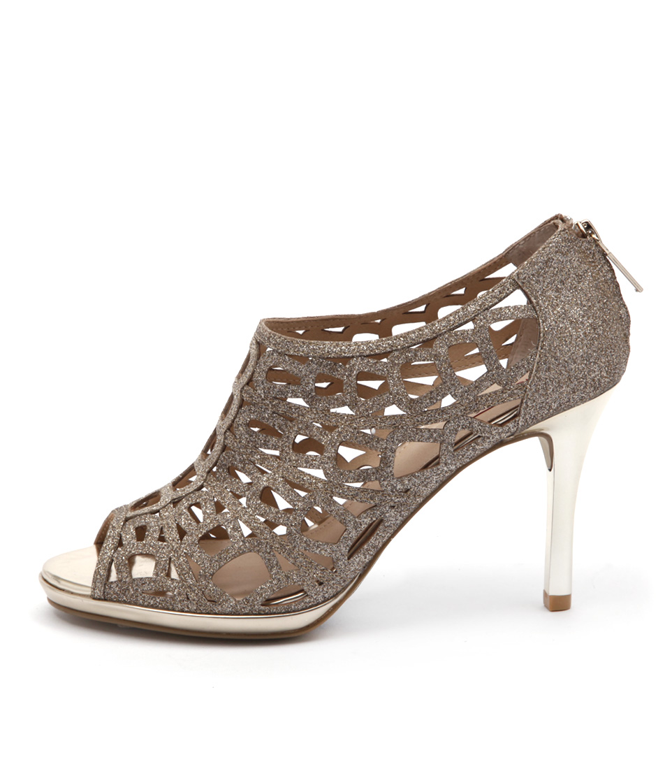 Diana Ferrari Reise Soft Gold  High Heels
