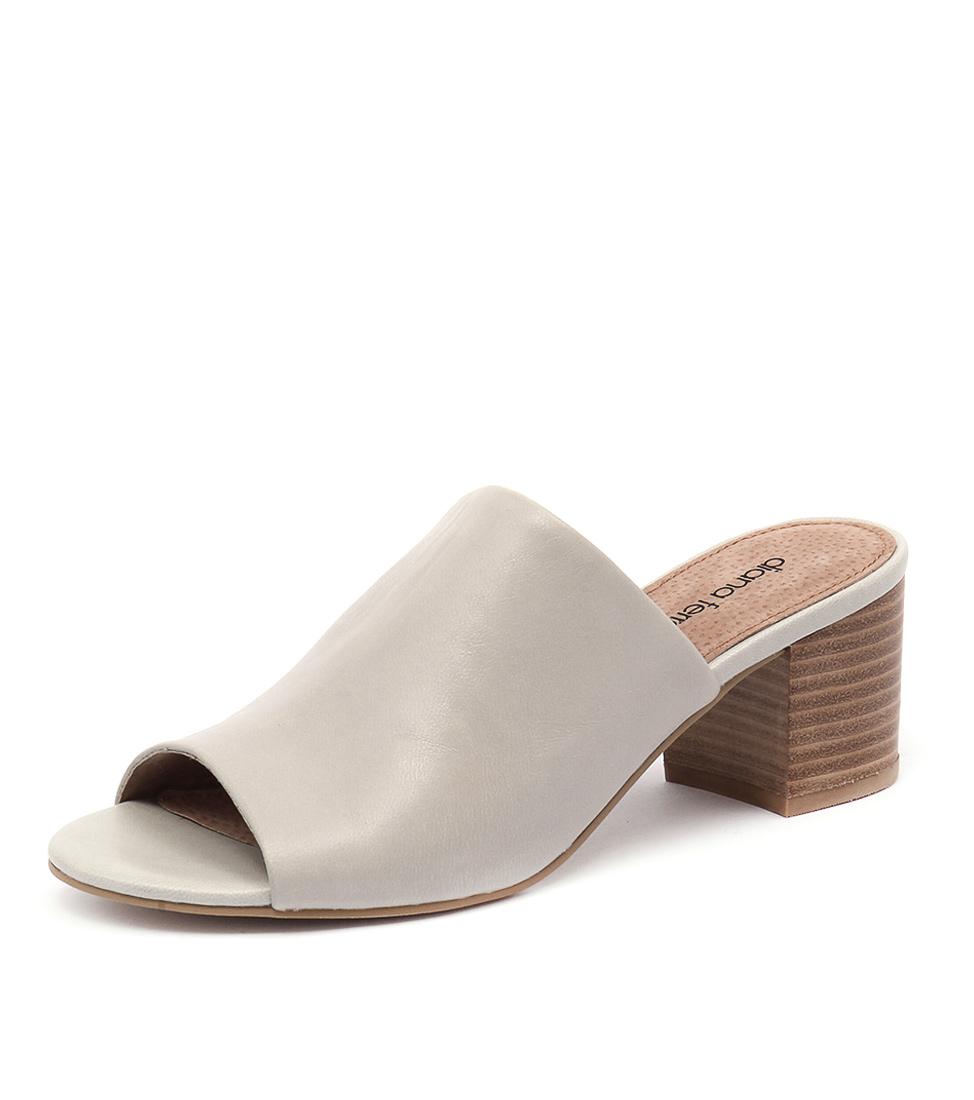 New Diana Ferrari Asher Stone Womens Shoes Casual Sandals
