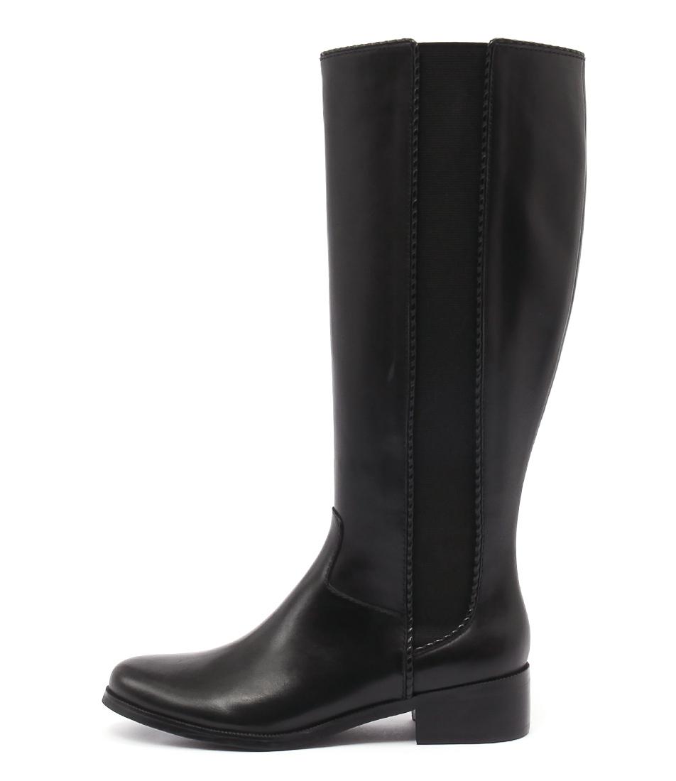 Diana Ferrari Austin Black Casual Long Boots