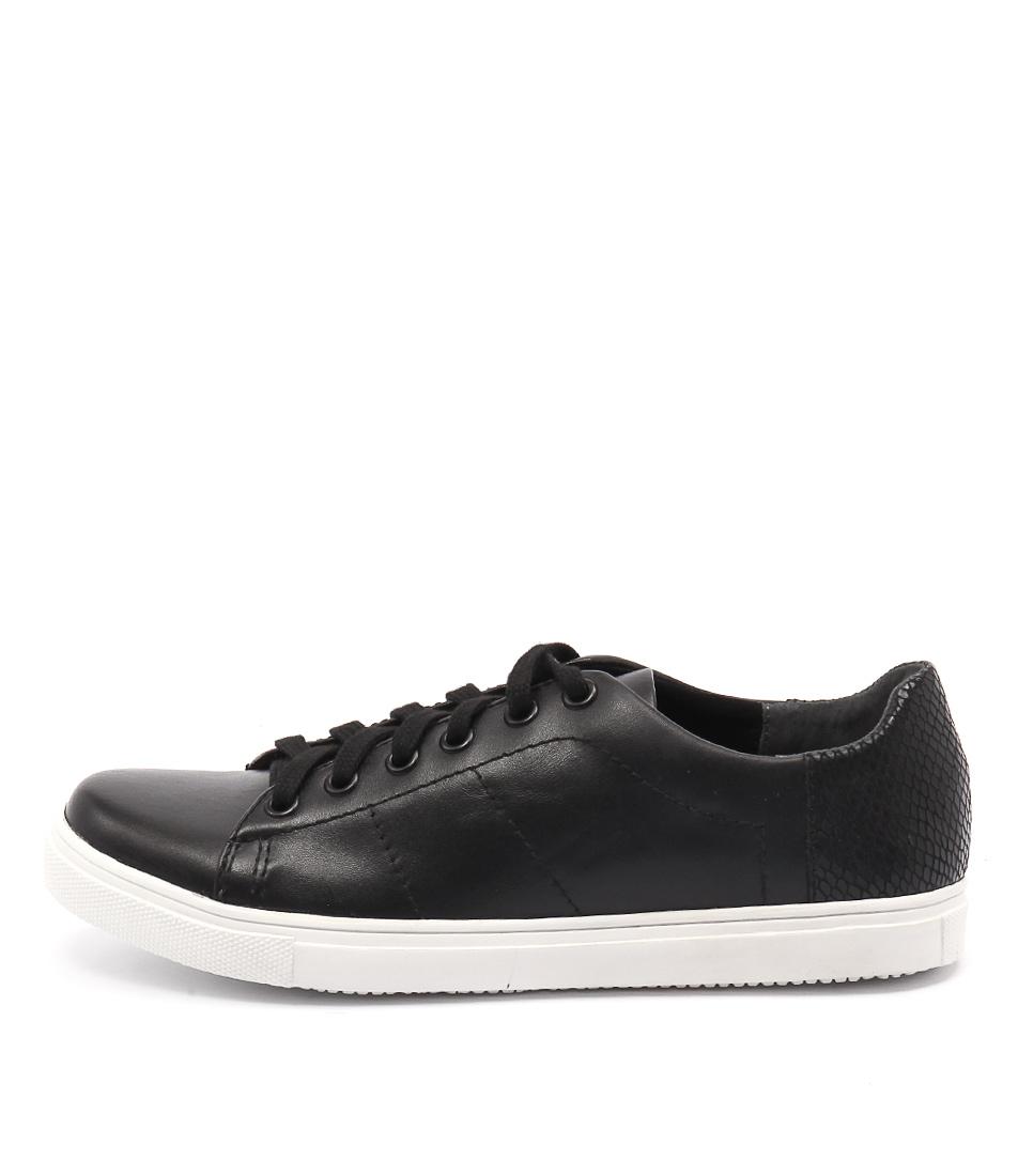 Diana Ferrari Eiffel Black Sneakers