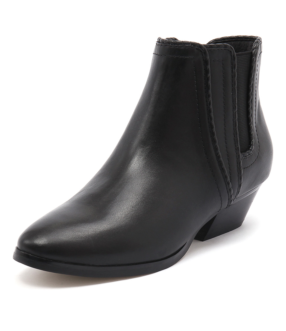 New Diana Ferrari Whistler Black Womens Shoes Casual Boots