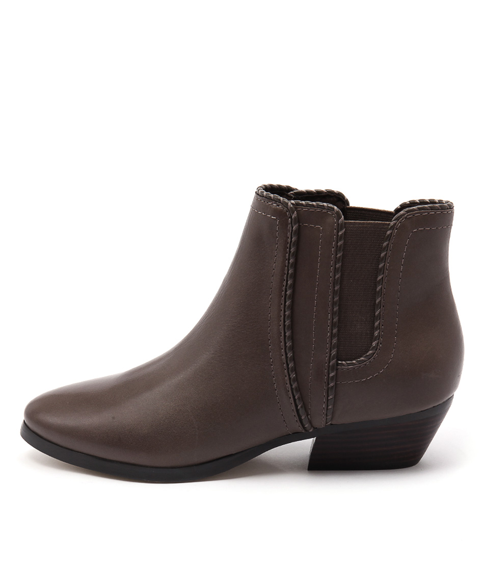 Photo of Diana Ferrari Whistler Taupe Ankle Boots womens shoes
