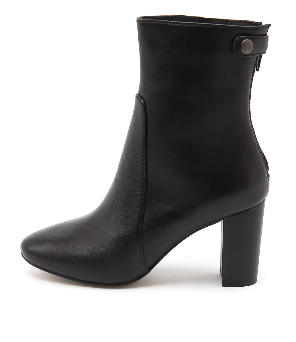 Diana Ferrari Elvie Black Boots