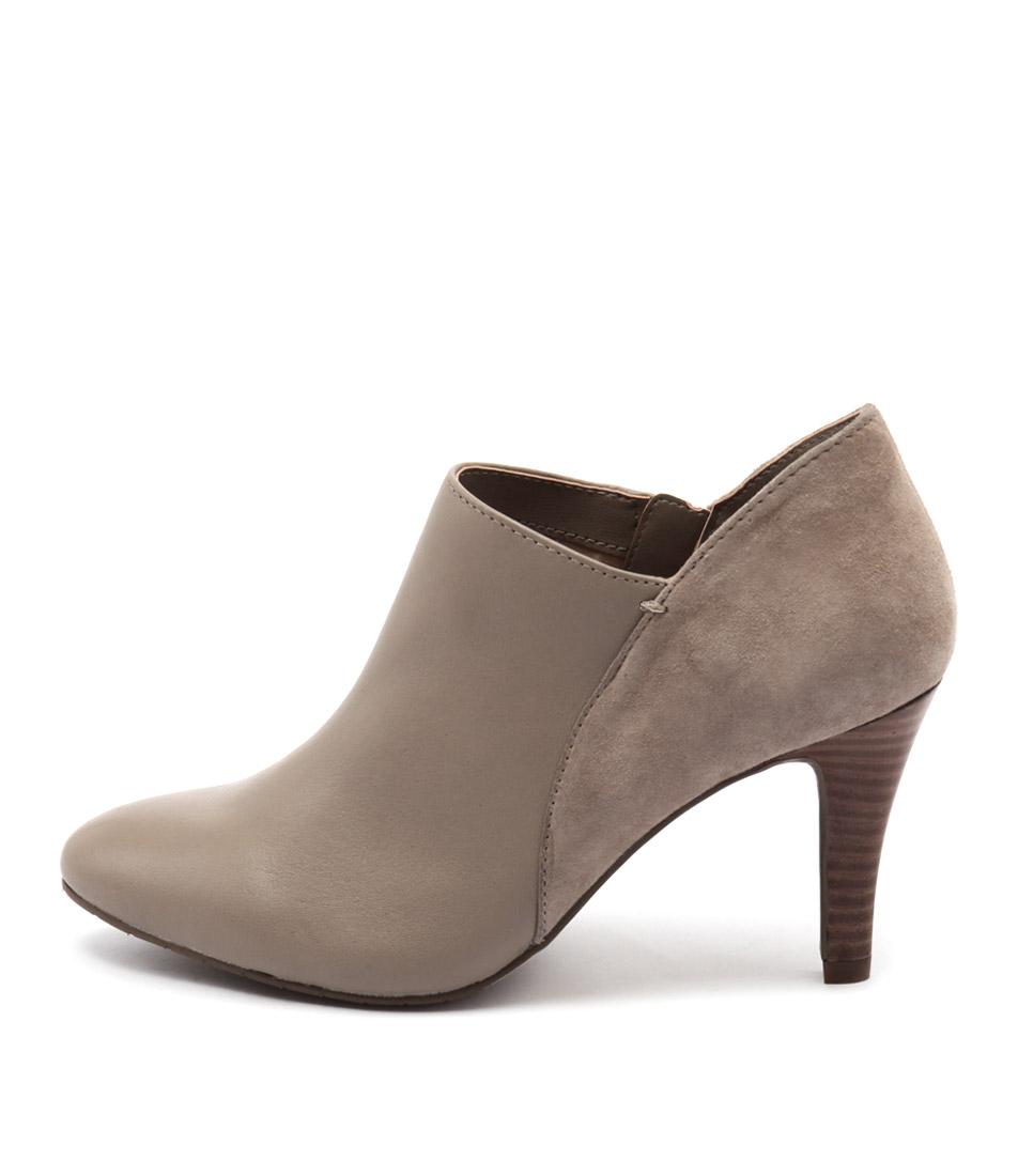 Diana Ferrari Junia Mink Ankle Boots