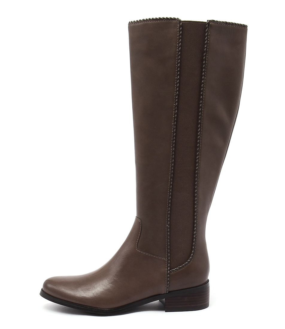 Diana Ferrari Austin Taupe Casual Long Boots