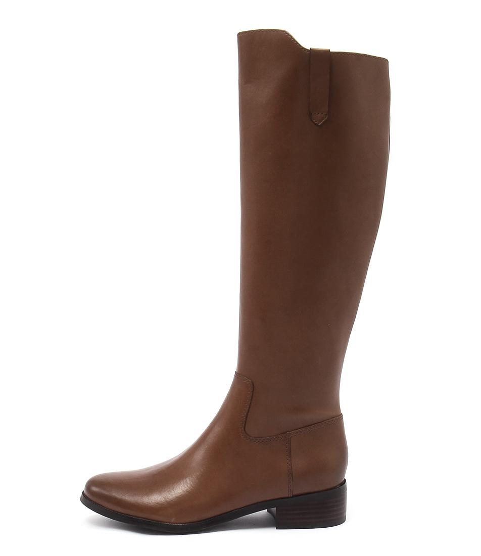 Photo of Diana Ferrari Anchor Tan Long Boots womens shoes