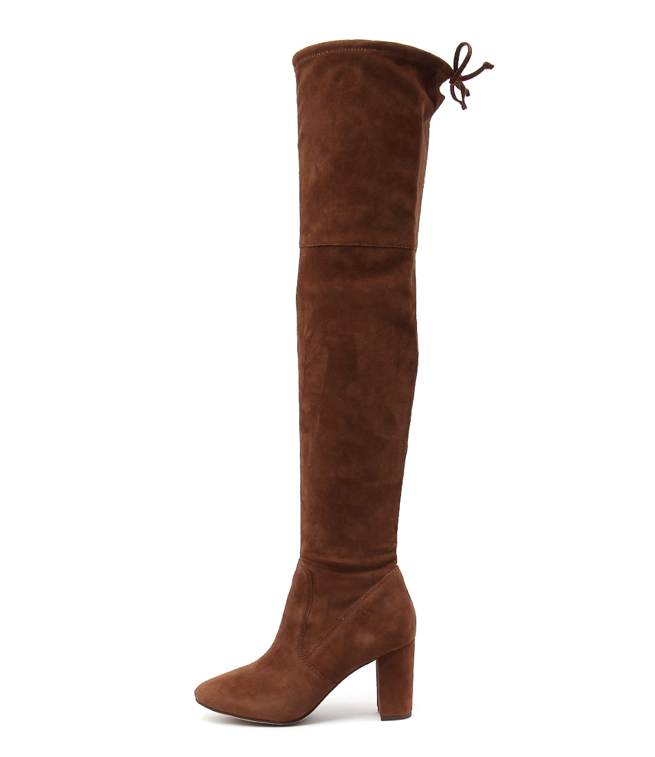 Diana Ferrari Egyptian Tan Long Boots