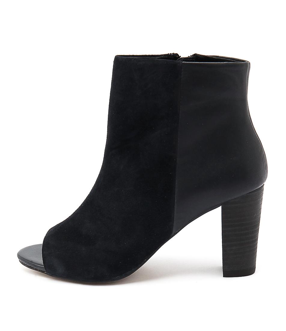 Diana Ferrari Nandi Blue Blue Casual Ankle Boots