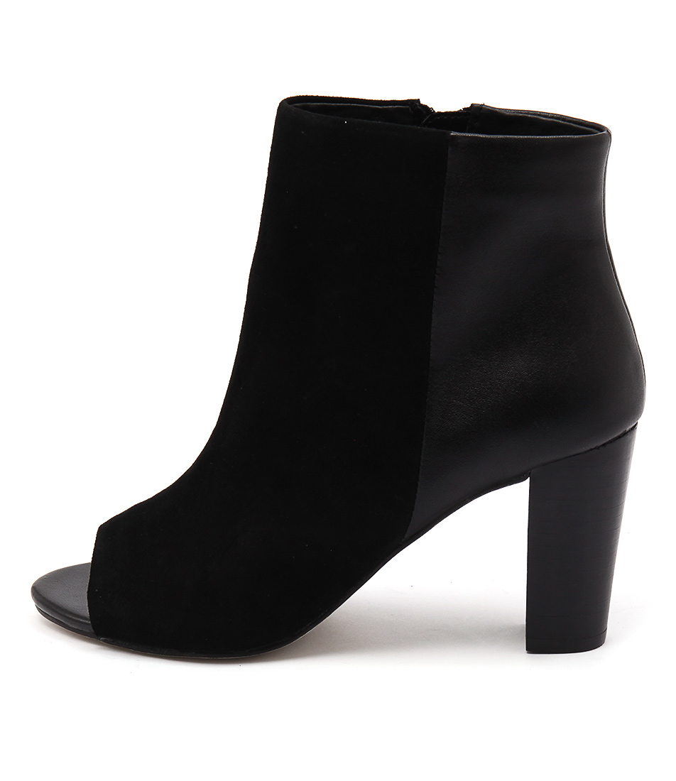 Photo of Diana Ferrari Nandi Black Black Casual Ankle Boots shoes sales