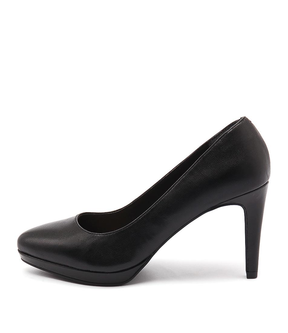 Diana Ferrari Gabriette Black Heeled Shoes