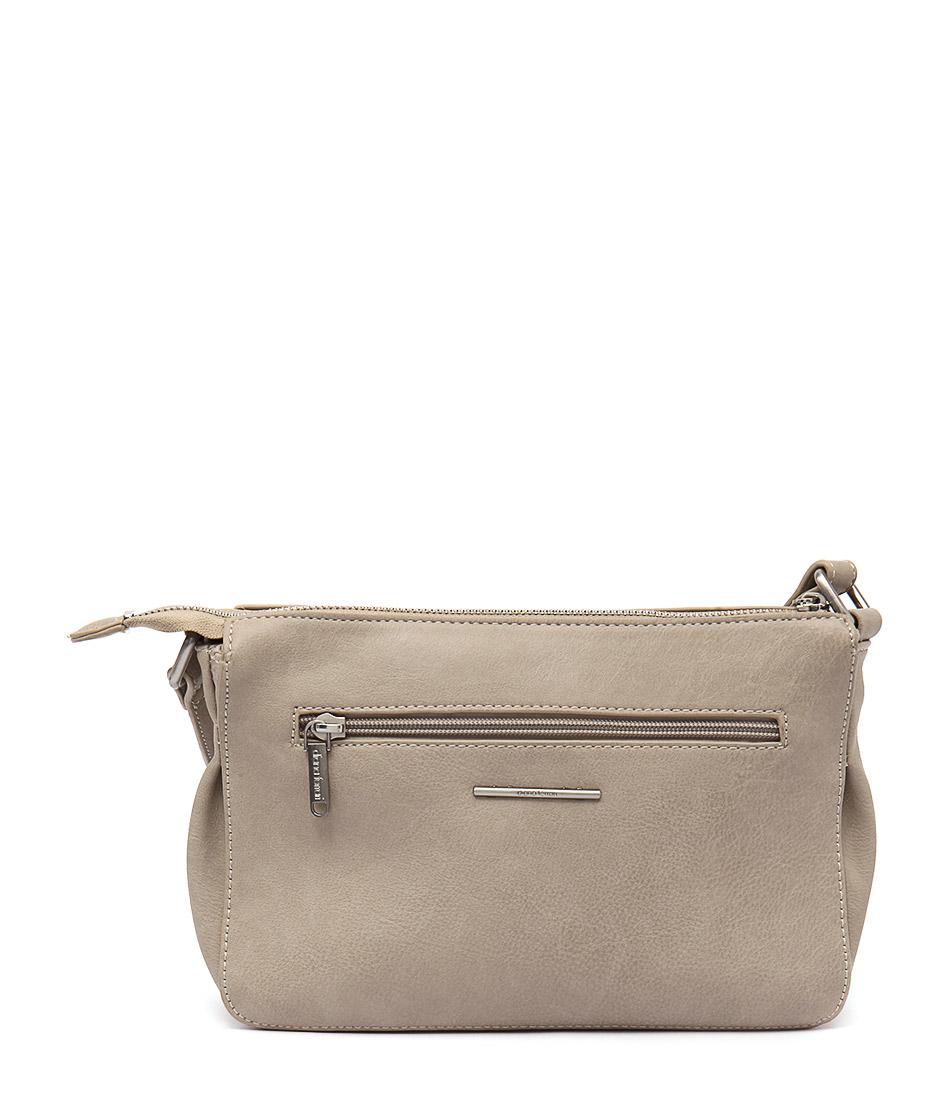 Diana Ferrari Lorie Oatmeal Cross Body Bags