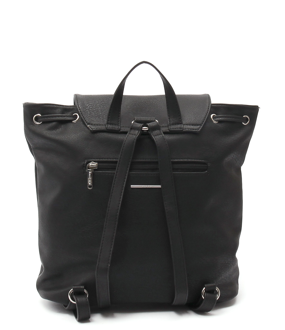 Diana Ferrari Tresa Backpack Black Bags