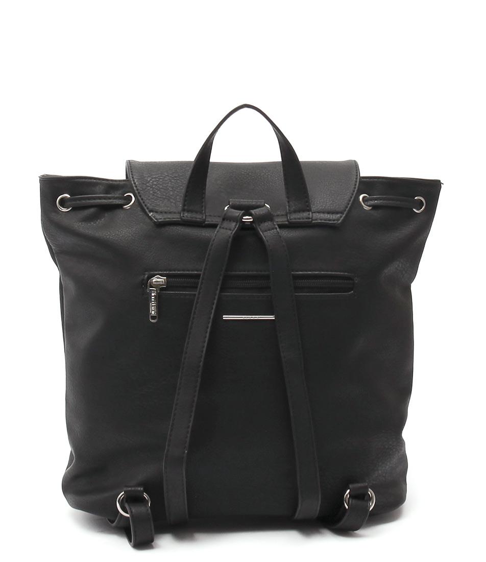 Diana Ferrari Tresa Backpack Black Bags  Backpack Bags