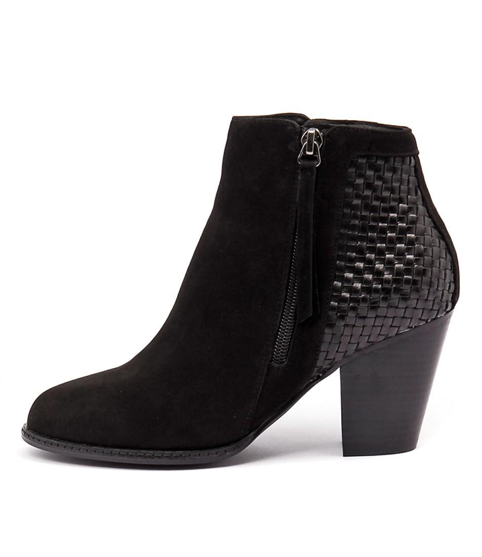 Django & Juliette Carol Black Boots