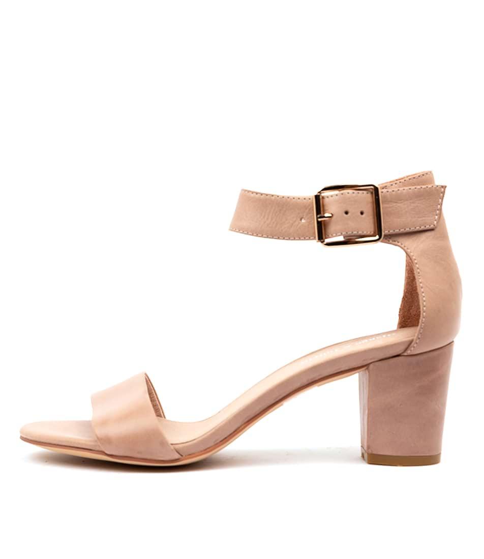 Buy Django & Juliette Cassier Cafe Heeled Sandals online with free shipping