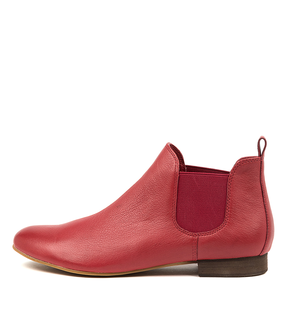 Buy Django & Juliette Glenvale Pinot Ankle Boots online with free shipping