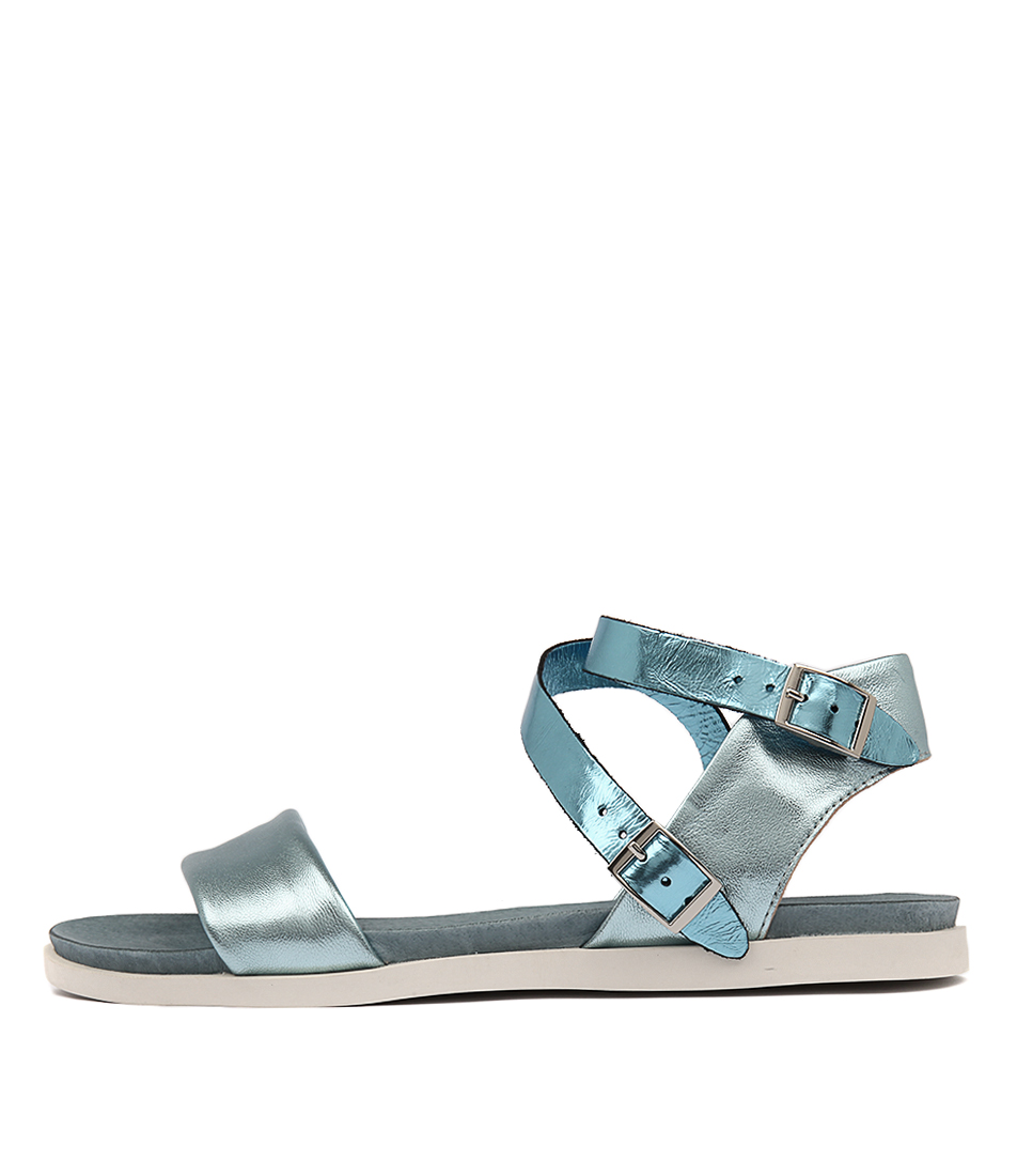 Django & Juliette Hoppy Blue Blue Sandals