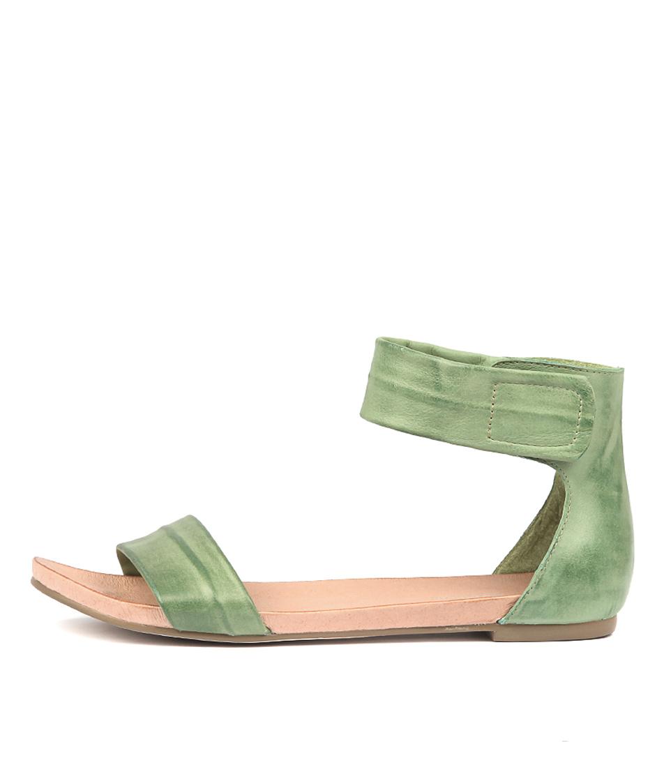 Buy Django & Juliette Juzz Apple Flat Sandals online with free shipping