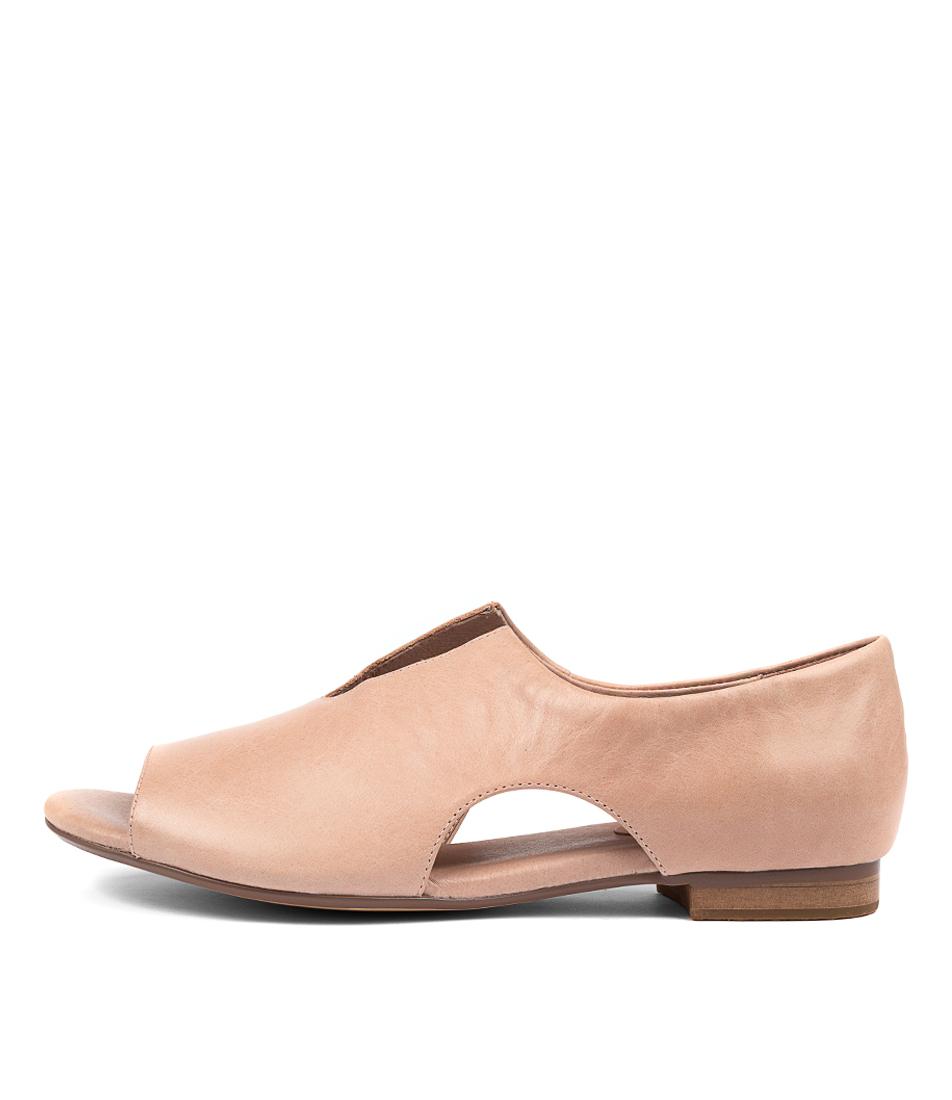 Buy Django & Juliette Pretta Cafe Flat Sandals online with free shipping
