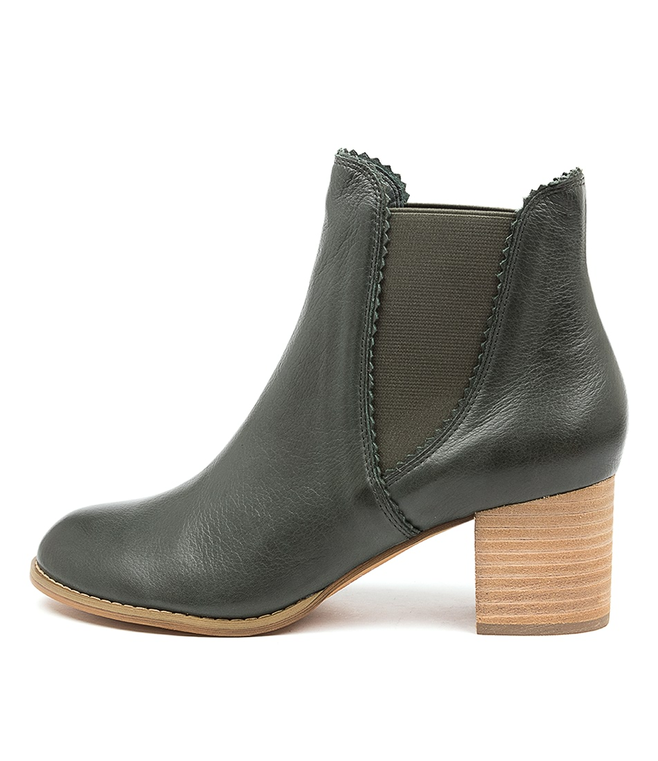 Buy Django & Juliette Sadore Forest Dress Ankle Boots online with free shipping