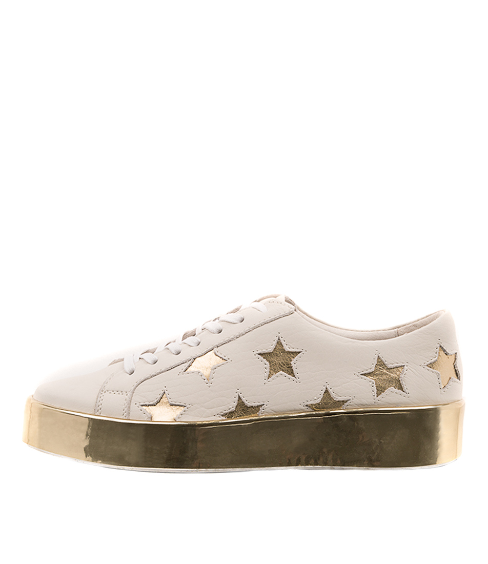 Photo of Django & Juliette Lavista White Sneakers womens shoes
