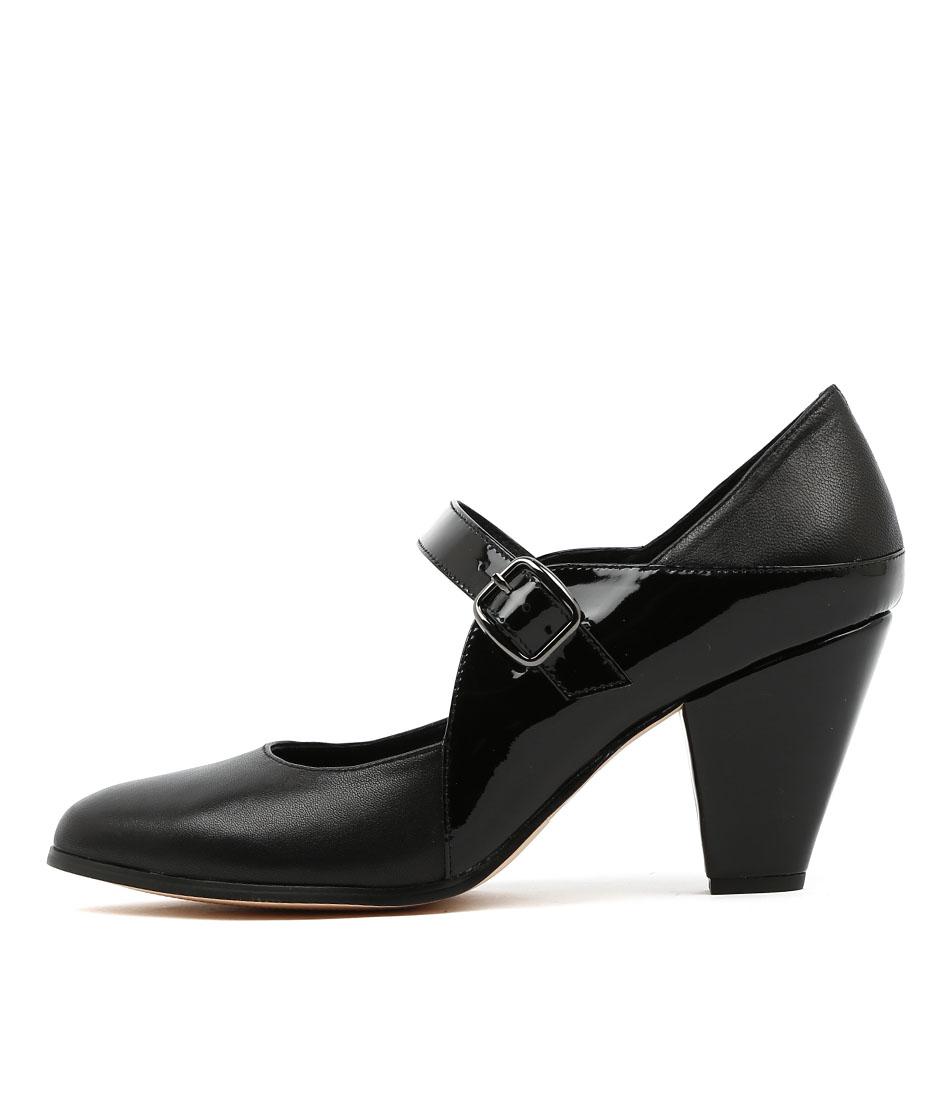 Django & Juliette Calming Black Black Shoes