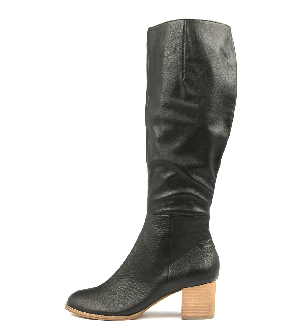 Buy Django & Juliette Sled Black Dress Long Boots online with free shipping