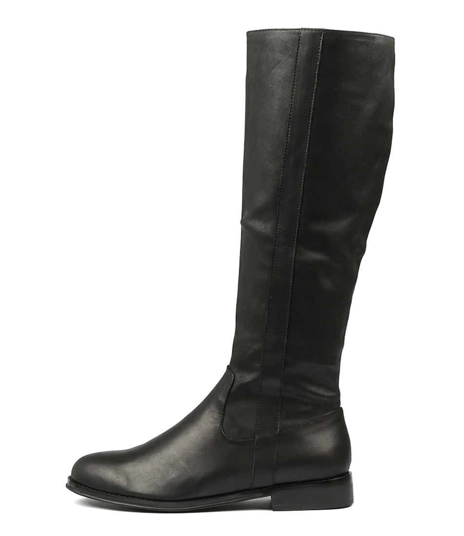 Buy Django & Juliette Yarari Black Long Boots online with free shipping