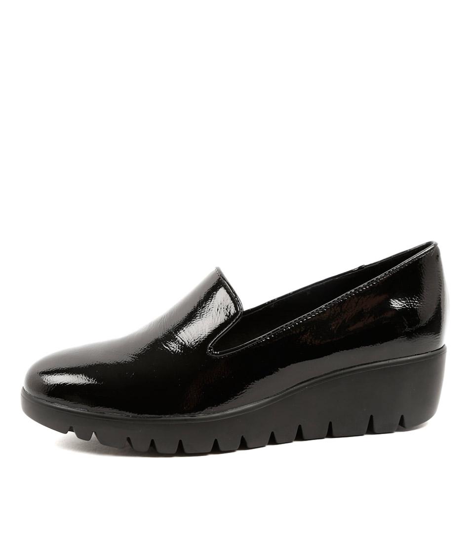 Django & Juliette Zamba Black Shoes