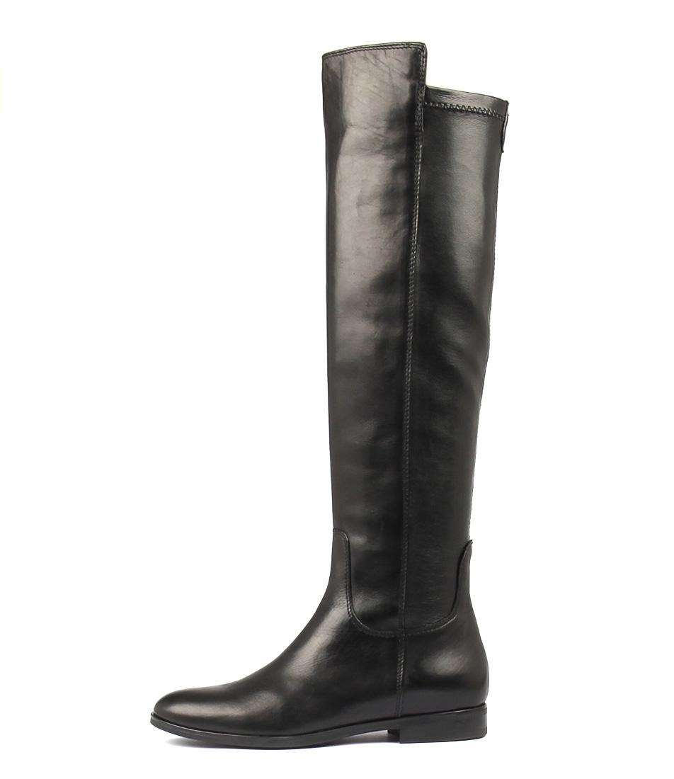 Django & Juliette 45807 Fy Nero (Black) Long Boots