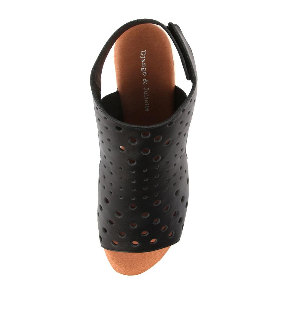 New Django & & & Juliette Mistime Womens shoes Casual Sandals Sandals Flat 091b84