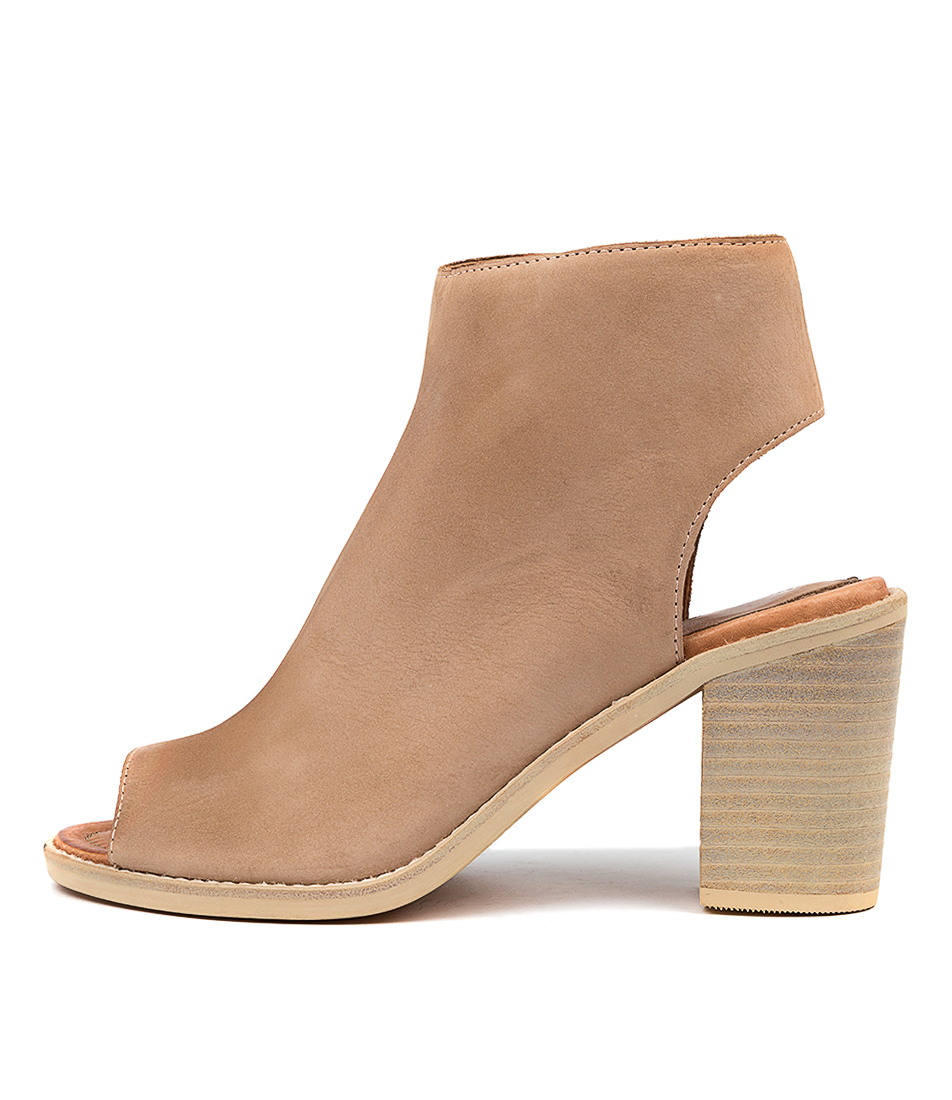 Buy Django & Juliette Taints Cafe Heeled Sandals online with free shipping