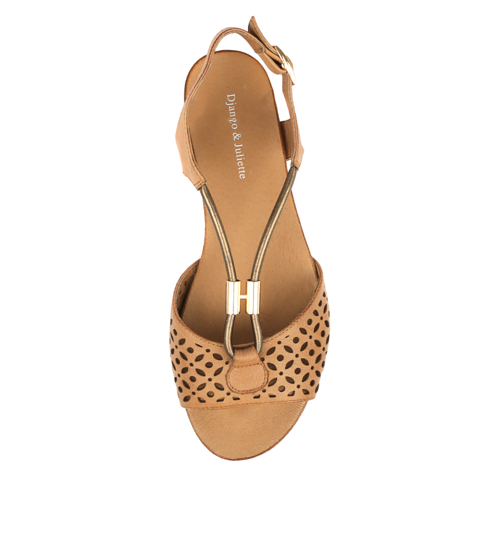 New Django Django Django & Juliette Jobinass Womens shoes Casual Sandals Sandals Flat 648cda