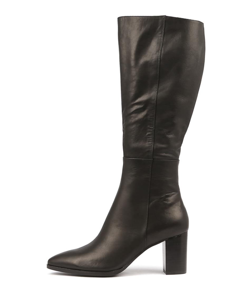 Buy Django & Juliette Allouta Black Boots online with free shipping