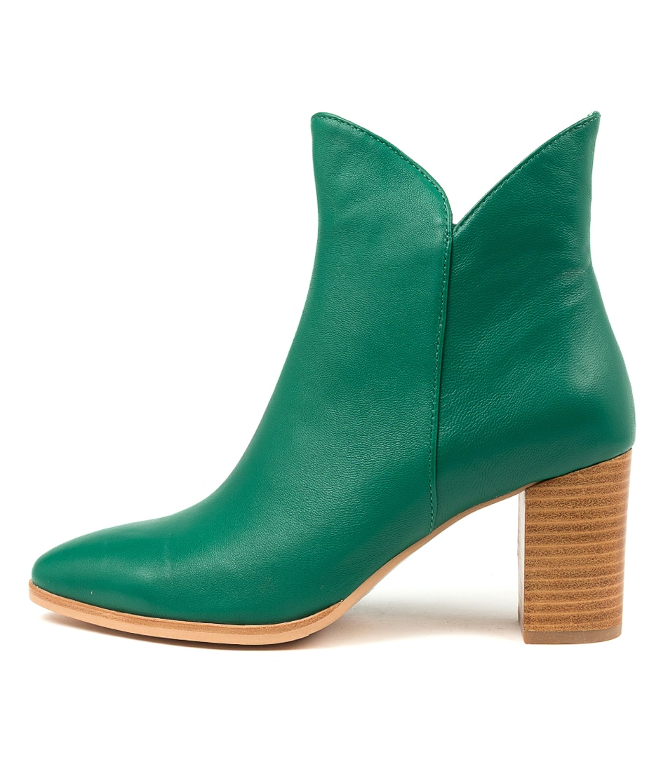 Buy Django & Juliette Astronomy Emerald Ankle Boots online with free shipping