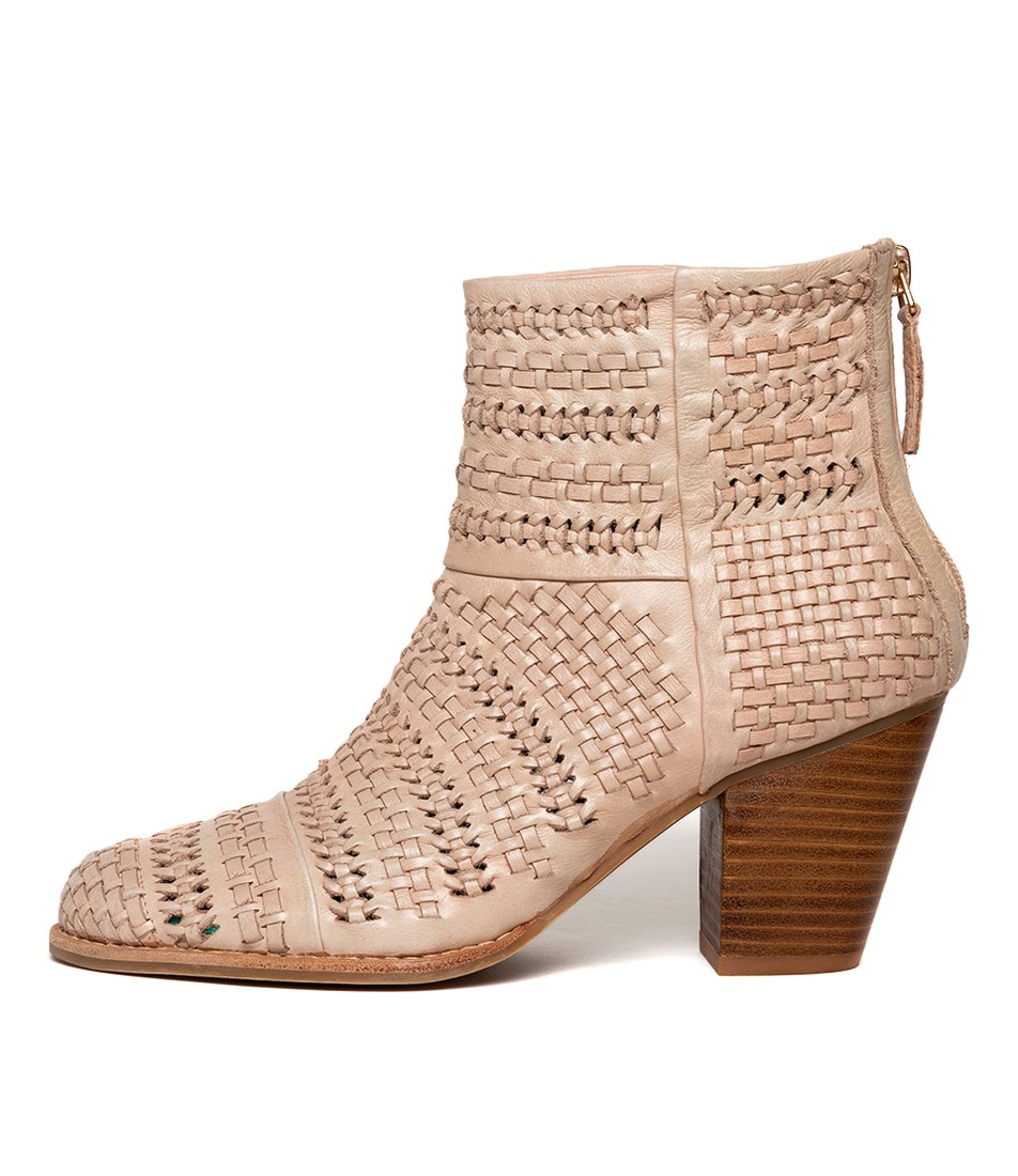 Buy Django & Juliette Canisery Nude Ankle Boots online with free shipping